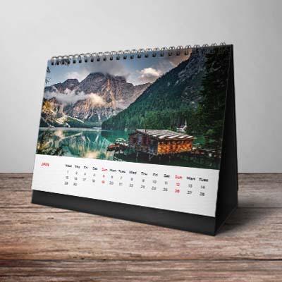 Le calendrier publicitaire